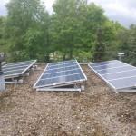 Aanleg zonnepanelen Ridderzaal